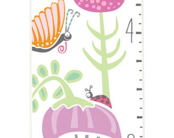 Personalized Growth Chart Sun Up