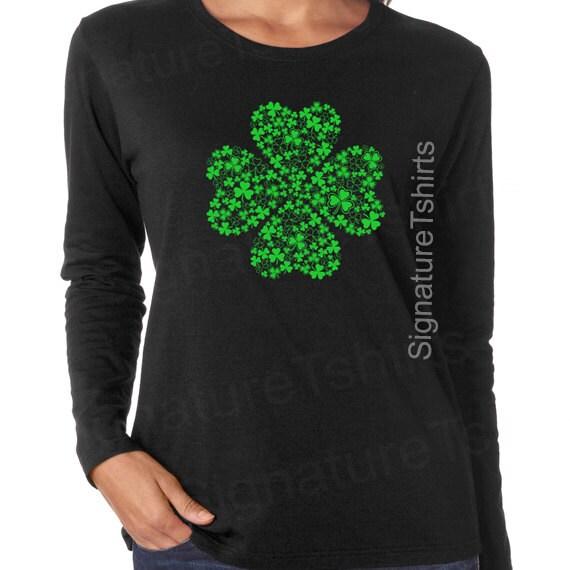 Womens St Patricks Day T Shirts