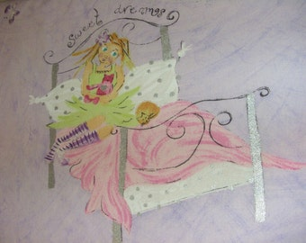 Fabric Pyjama Party Prestigious Design.