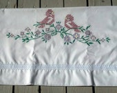 Sew Pretty Pillowcases - Red Birds - Set of 2
