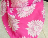 bandanna scarves - polyester blend variety- tracheostomy stoma covers