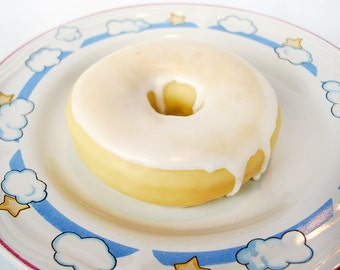 Big Glazed Donut - Goat's Milk Soap Bar
