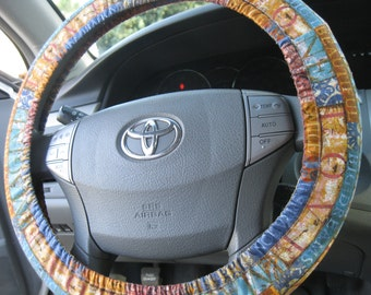 Reduced & Ready To Ship * Words to Inspire * Steering Wheel Cover * Believe * Create * Big Dreams * Beautiful * Love * Create