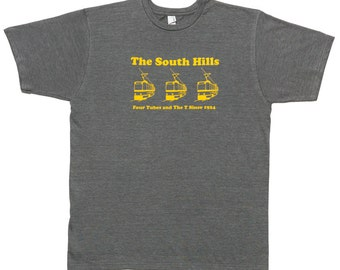 The South Hills Tee- Comfy Fit