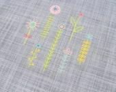 Fabric panel (single)