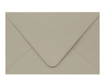 CLEARANCE - A9 Envelopes (color: gravel)