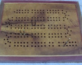 Enter the etys.com coupon LEAPYEAR2016 at etsy checkout for a 29% discount! Artisan Cribbage Board -Particle Sampler Photino