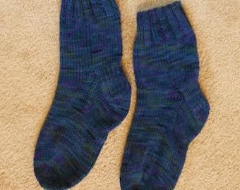Warm Wool Slippers - Anklets - Wool Socks