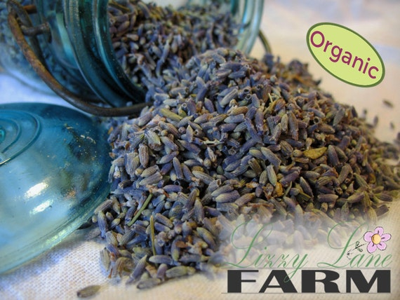 Dried Lavender Flowers 1/2 Pound. Organic Loose French lavender Buds, crafting- sachets, wedding toss. Loose lavender- half pound.