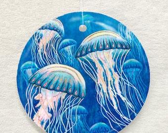 Jellyfish Ornament and Suncatcher