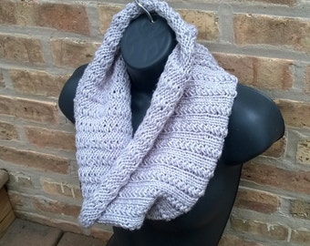 PATTERN - Instant Download - Twisted Rib Cowl