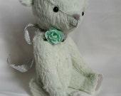 Mintie - OOAK IMaginary Friends by Irma Maria artist bear