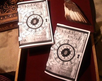 The Riddle Road Vol 6 and 7!  Two for one!