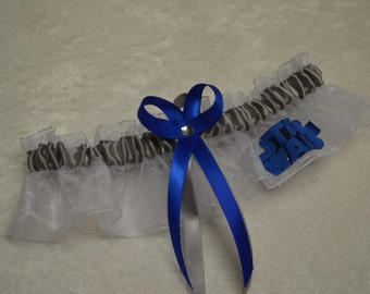 NEW Handmade wedding garter keepsake STAR WARS wedding garter