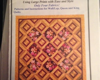 Easy Quilt Pattern Jelly Brique Road Jelly Roll Quilt