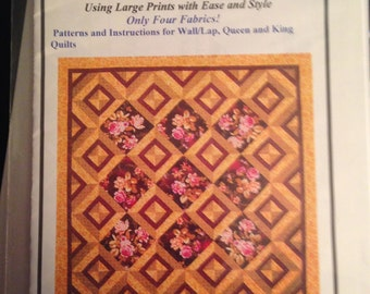 Relax and take it easy quilt pattern