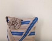Cotton Tote/ Market Bag/ Handbag/ Purse