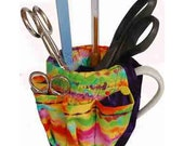 Almost Free Mug Bucket Organizer PDF Pattern | Recycled Cup Pattern | Cup Caddy Pattern