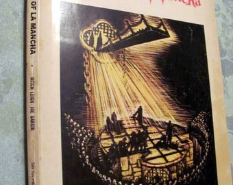 Man Of La Mancha Musical Score for piano and voices. all the great songs