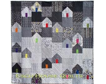 Third Street Neighborhood quilt pattern