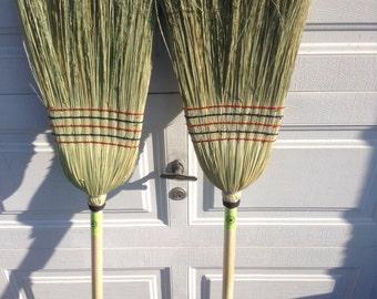 Handmade large multi purpose corn broom