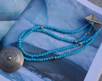 Out of the Blue Necklace