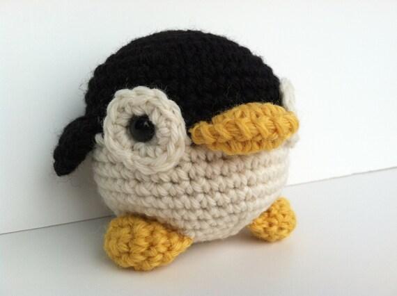 Amigurumi Penguin Crochet Plush Kawaii Plush Penguin Gift Under 25 Stuffed Animal Penguin Nursery Decor Plushie Penguin Stuffed Penguin