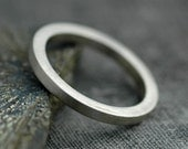 Solid Extra-Extra-Thick Recycled Gold Ring- 14k or 18k Gold Bands Custom Made