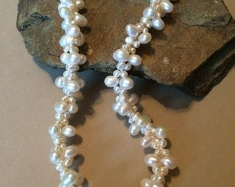 Hand Knotted Pearls-A Wedding Treasure