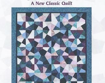 Chameleon quilt pattern Marci Baker