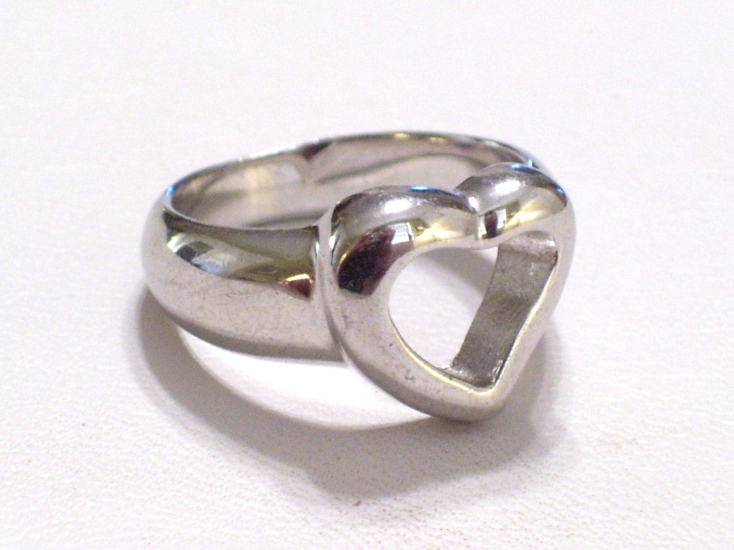 sterling ring chunky vintage sterling silver by