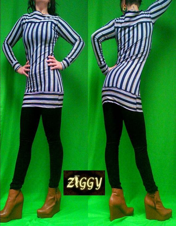 Custom Long Sleeves in Stripes