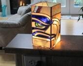 Seahawks Wraparound Designed Vase