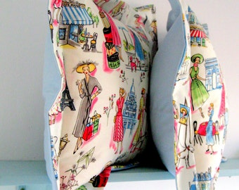 Oxford Style Pillow Cover PDF Sewing Guide Suitable for Beginners