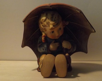goebel Hummel # 152/0/a umbrella girl