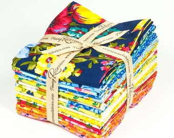 Olivia 17 FAT QUARTERS by Emily Hayes for Penny Rose fabrics 100% cotton fabric for quilting