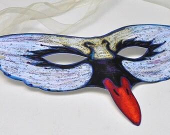 Swan Paper Mask