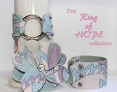 Dee Ring of HOPE cuff