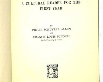 French Textbook 1915