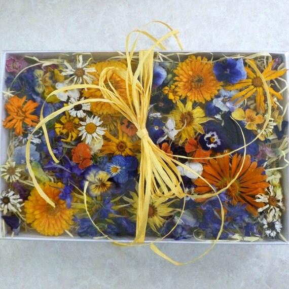 Dry Flowers, Giftbox, Table Decorations, Wedding Confetti, Centerpiece, Flower Girl Flowers, Wedding, Table Decor, Craft Supply, 100 Flowers