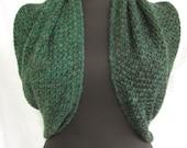 SALE Wool Infinity Scarf  Unisex,Chunky Knit Cowl