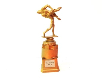 Trophy you DESERVE - You f*#cking did it