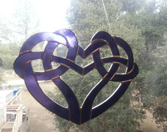 Celtic  Wedding Knot (Heart)