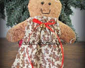 Gingerbread Girl | Gingerbread | Gingerbread Doll |