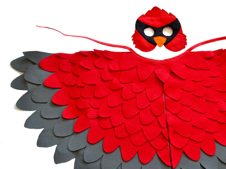 Bird costume for kids