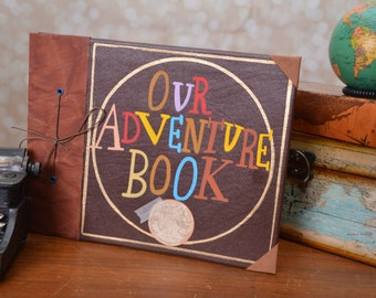 Our Adventure Book - ADVENTURE EDITION