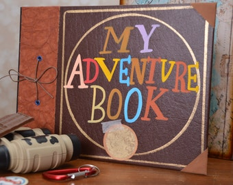 MY Adventure Book - ADVENTURE EDITION