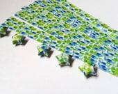 Lucky Stars Paper Strips - Fresh Foilage