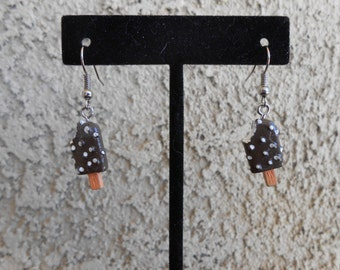Ice Cream Bar Earrings