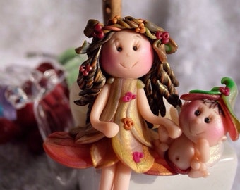 snow mama fairy
